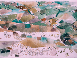 James Faure Walker, Watercolours 1980 to 1989